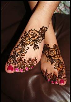 flower henna designs design