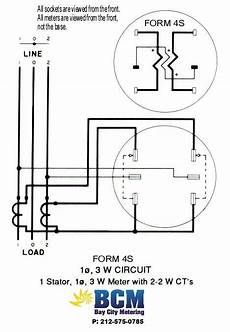 8 Metering Wiring Schematic by Wiring Diagrams Bay City Metering Nyc