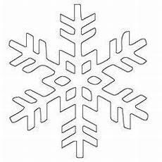 Schneeflocke Vorlage Zum Ausschneiden - ausmalbild schneeflocken und sterne kostenlose malvorlage