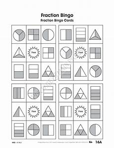 fraction bingo worksheets 3859 awesome math students will grade 3 math fraction bingo math math