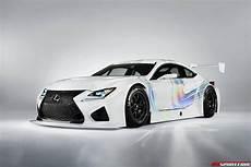 Official Lexus Rc F Gt3 Concept Gtspirit