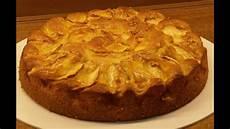apfelkuchen rührteig springform apfelkuchen mit r 252 hrteig