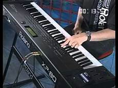 roland xp 80 hosted by nick cooper part 1