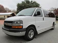 Sell Used 2006 CHEVY EXPRESS 15 PASSENGER EXTENDED VAN In