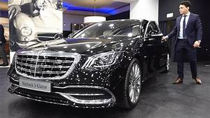 2018 Mercedes S Class S560 Maybach Long  NEW Full Review
