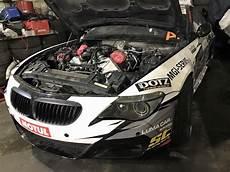 how do cars engines work 2009 bmw m6 security system bimmerboost awron develops s63 s63tu twin turbo v8 bmw engine swap kit with standalone engine