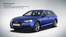 Audi A4 Avant G With Audi E Gas Animation