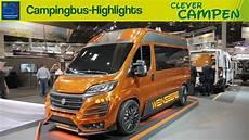caravan messe 2018 die cingbus highlights des caravan salons d 252 sseldorf