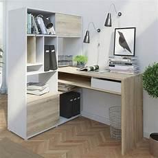 lade per scrivania scrivania attrezzata angolo dalila mobile libreria