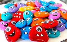 Rock Magnets Family Crafts