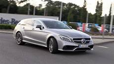 Mercedes Cls 63 Amg S Shooting Brake Mit Multibeam Led