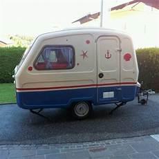 verkaufe puscherl wohnwagen