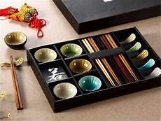 Japanese Ceramic Sushi Serving Set For 5 Person With
