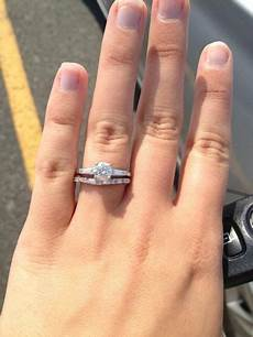 found weddingbee com share your inspiration today wedding in 2019 three diamond ring