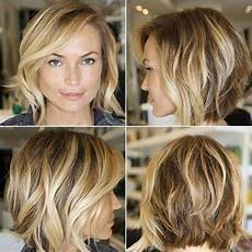 Bob Hairstyles For Square Shapes