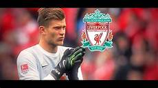 loris karius loris karius welcome to liverpool saves 2016