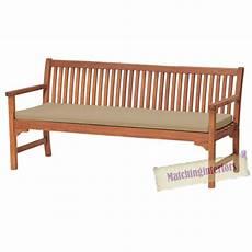 stone 4 seater bench swing garden seat pad floor cushion