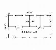 horse barn house plans project plan 85942 pole building horse barn with loft