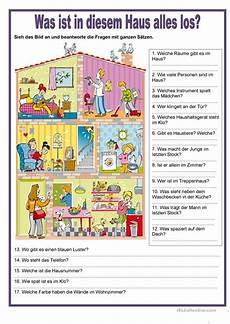 german worksheets house 19660 8 exemplary german worksheets to use as teaching materials fluentu german educator