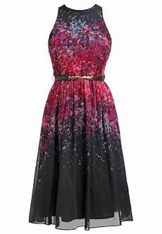 zalando kleider festlich cocktailkleid festliches kleid black