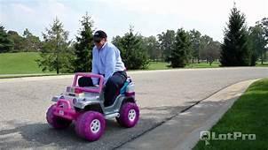 LotPro  Funny Jeep Wrangler Review Parody Barbie
