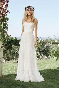 Brautkleid Boho Chic - die traumhochzeit im bohemian brautkleid wir sagen ja