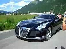 maybach exelero on