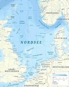 Westlicher Teil Dänemarks - nordsee