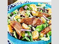 pear and prosciutto di parma salad_image