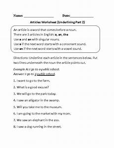 15 best images of using articles worksheets articles worksheets english grammar worksheets