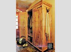 Rustic Armoire Plans ? WoodArchivist