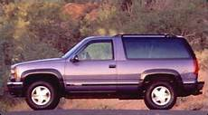 automotive service manuals 1992 gmc yukon seat position control 1994 gmc yukon specifications car specs auto123
