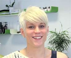 short pixie haircut makeover fashion and