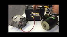Chevy 3 Wire Alternator Wiring 1 2 Terminal by 64 72 Charging System Wire Up Using Gm 3 Wire Internally