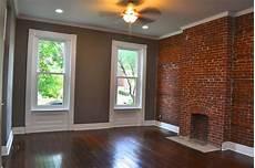 exposed brick living room brick living room brick