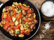 Mediterrane Diät Rezepte - bunte gem 252 sepfanne mit kr 228 utern lowcarbrezepte org