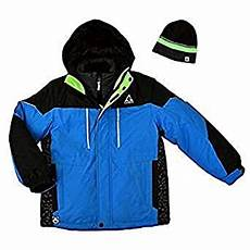 gerry 3 in 1 system hooded outer jacket inner