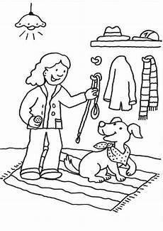 malvorlagen hunde quiz kostenlose malvorlage hunde frauchen und hund gehen gassi