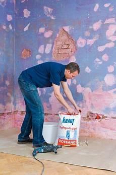 wände glatt spachteln w 228 nde glatt verputzen verputzen wand verputzen und wand