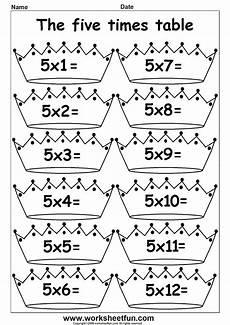 multiplication worksheets x9 4689 arab unity school grade 1 c maths multiply by 5 worksheets