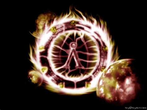 Stargate Intro