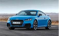 2020 audi tt rs coupe roadster revealed techstory