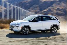 hyundai nexo revealed as new fuel cell crossover