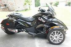 Can Am Spyder Limited Edition