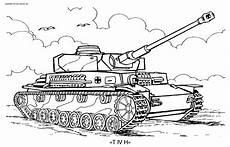 Malvorlagen Tiger Motor Tank Coloring Page Coloring Home