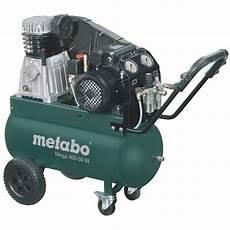 compresseur de chantier metabo 150 l mega 400 50 w