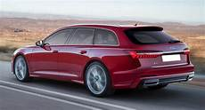 the modelli audi 2019 new review here s the new audi a6 avant and allroad will