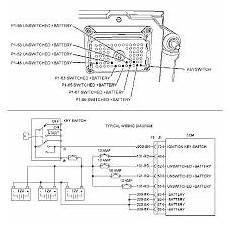 Cat 70 Pin Ecm Wiring Diagram Caterpillar Starter Wiring
