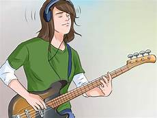 how to teach yourself to play bass guitar with pictures