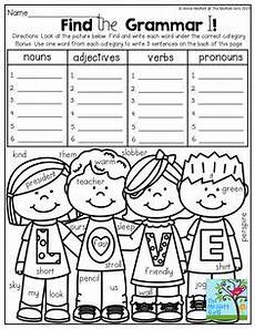 pronouns and antecedents k12 pinterest worksheets students and language arts
